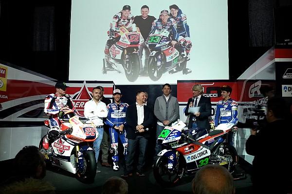 A Faenza tolti i veli ai team Gresini Racing Moto 2 e Moto 3