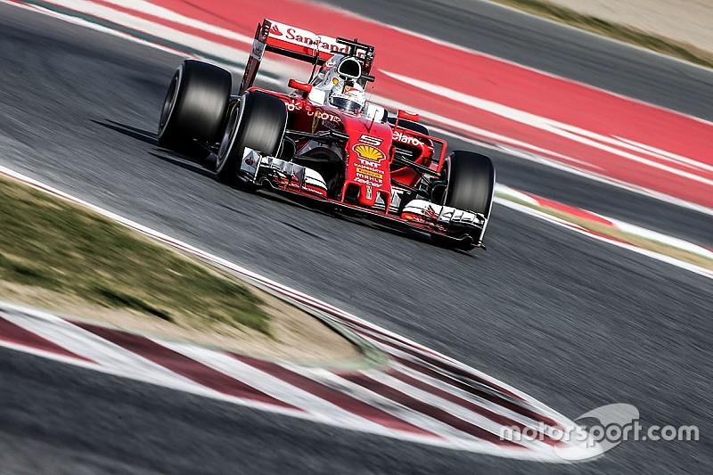 Анализ: Что на самом деле значит лучшая скорость Ferrari на тестах