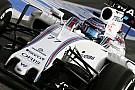 Williams werkt nog steeds aan neus voor 2016-bolide