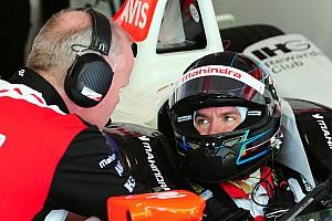 Formula E Entrevista  Heidfeld: