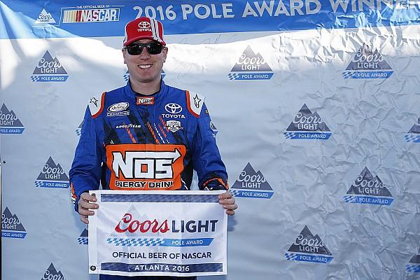 NASCAR XFINITY Daniel Suárez saldrá tercero en Atlanta