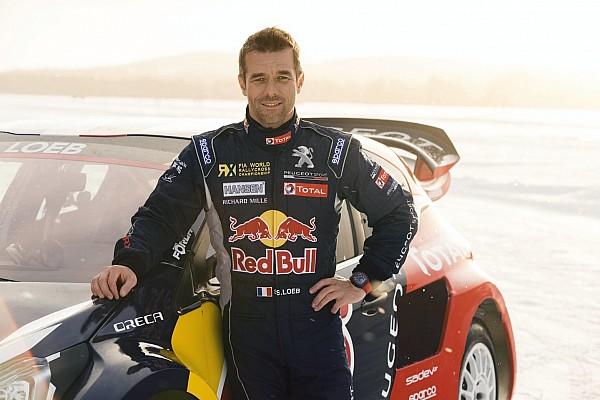 Ufficiale: Loeb sbarca nel Mondiale Rallycross con Peugeot