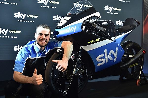 Presentato a Franciacorta lo Sky Racing Team VR46