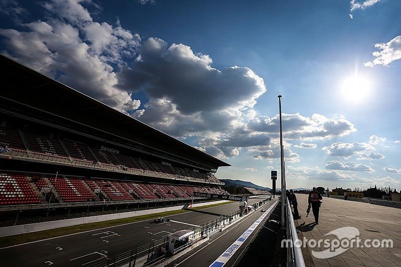 Gutiérrez, a la pista este martes; Pérez el miércoles, en pretemporda de F1