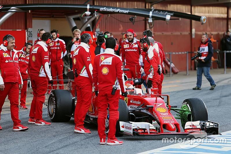 Ferrari busca fiabilidad en el último test del año