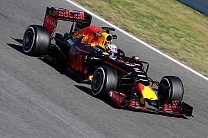 Formule 1 Résumé d'essais Ricciardo n'a