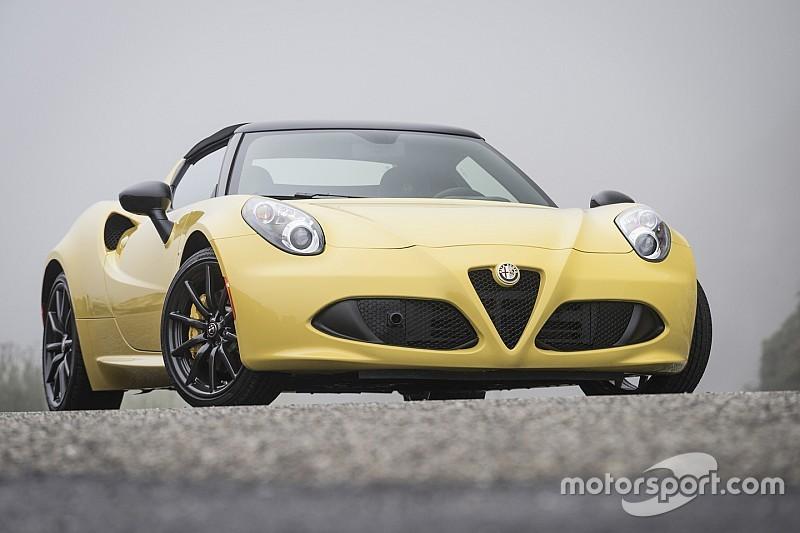 Werkt Alfa Romeo stiekem aan een nieuwe sportwagen?