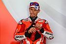 Ducati отменила тесты со Стоунером в Катаре