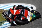 Pons quickest in three-day Moto2 Jerez test