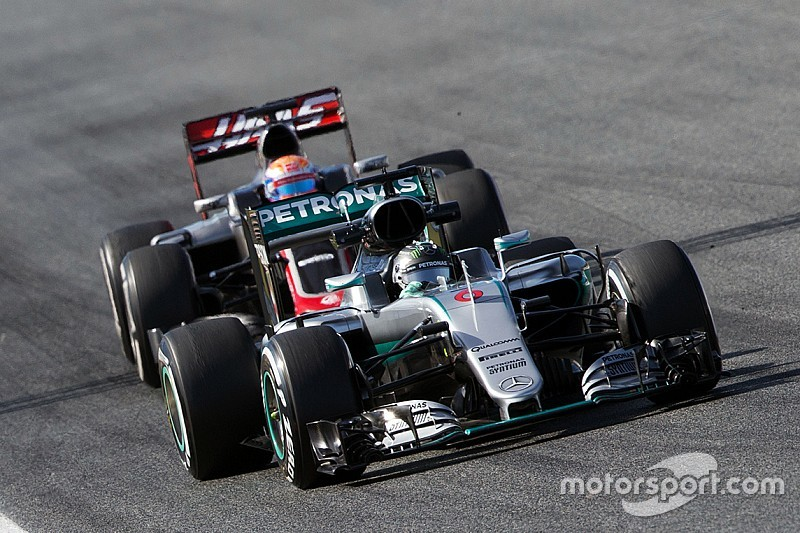 2017年的F1赛车更快:每圈提速5秒