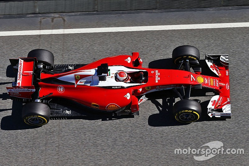 Formel-1-Test in Barcelona in Zahlen