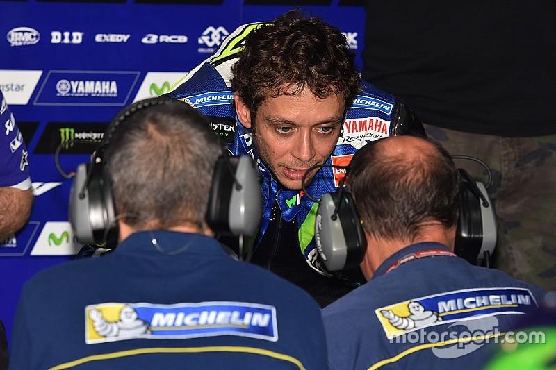 """Rossi espera início difícil mesmo com """"ritmo forte"""""""