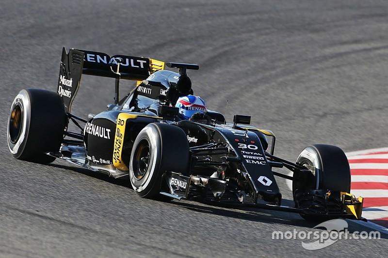 Renault изменит раскраску машин перед Мельбурном