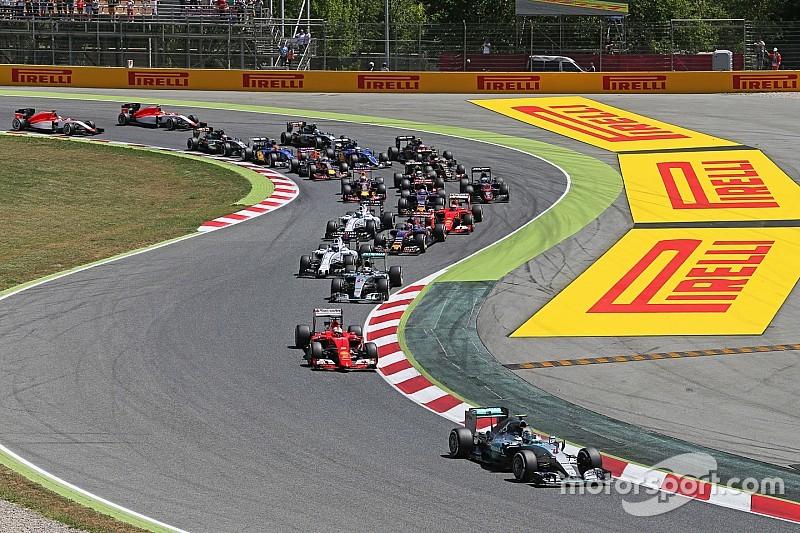 Pirelli anuncia los neumáticos para el GP de España