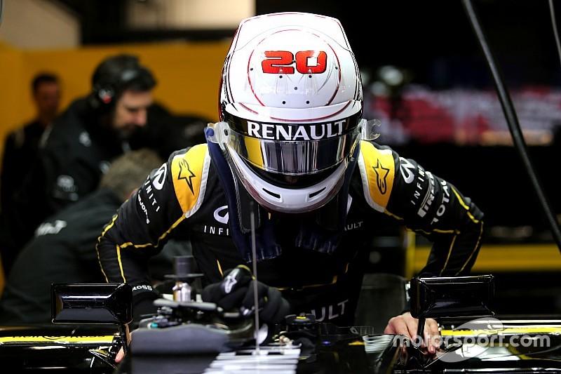 Magnussen mikt op punten bij Formule 1-rentree