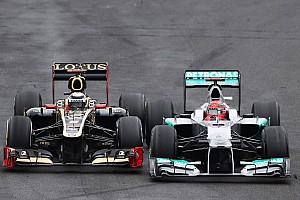 Formula 1 Interview Remembering how Lotus F1 changed its image
