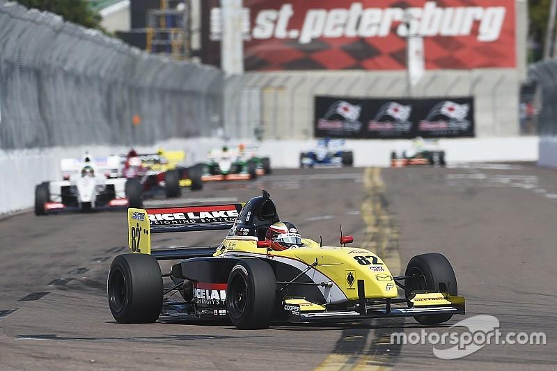 Telitz se recupera y gana la segunda carrera