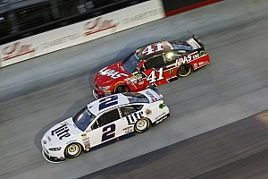 NASCAR Cup Interview Haas hopes for collaboration with Penske in transition to Ford