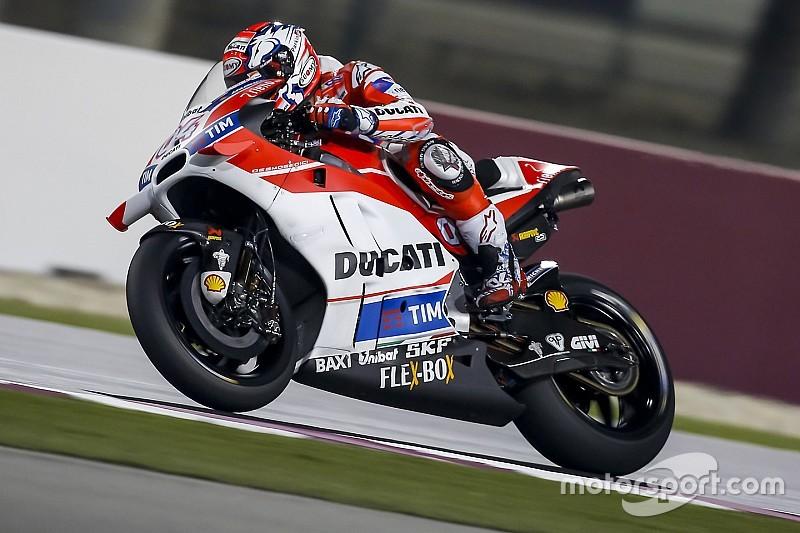 Ducati listo para el inicio de la temporada