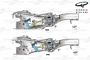 Формула 1 Аналитика Технический анализ: как работа с двигателем привела Ferrari к новой подвеске