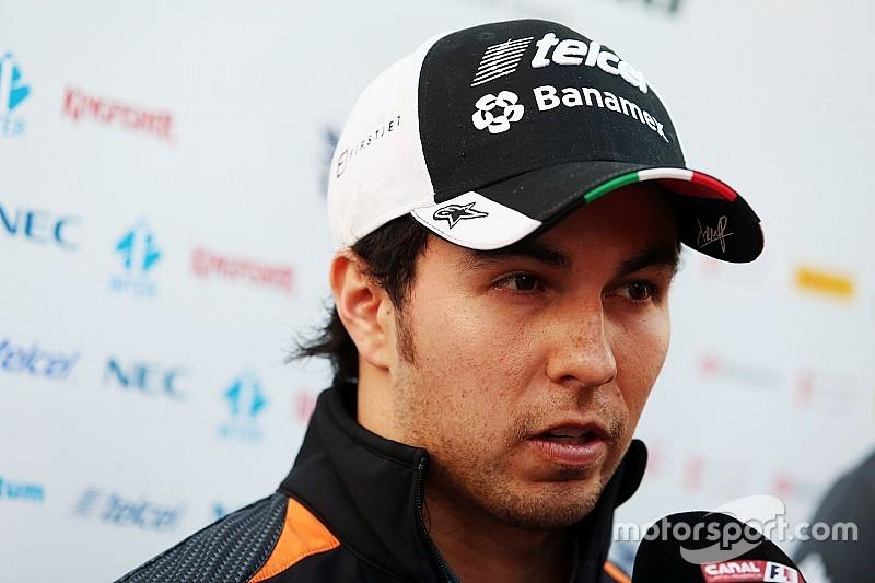 """La nueva clasificación podría llevar a una """"aburrida"""" Q3, dice Pérez"""