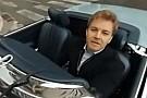 Pegue carona com Rosberg em Mônaco com uma Mercedes Pagoda