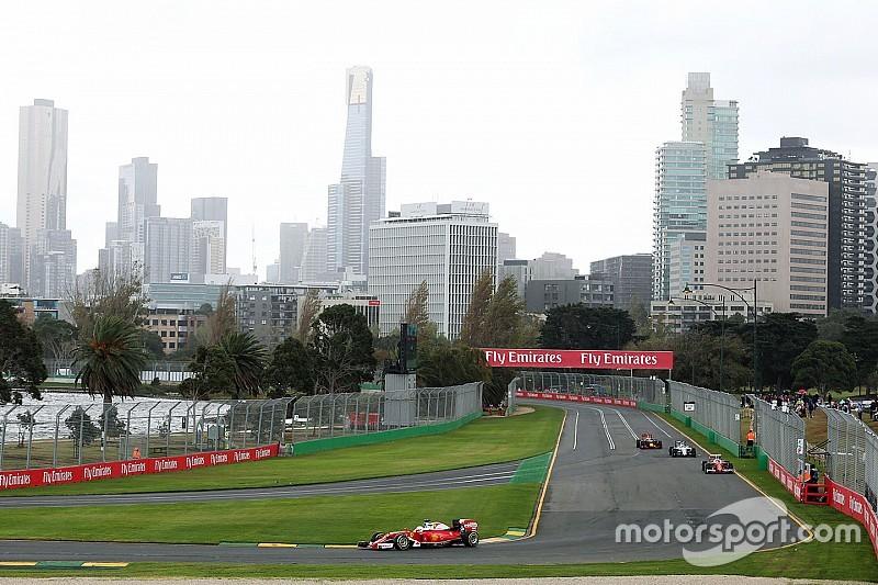 """Vettel: """"Niet ideaal, maar wat doe je eraan?"""""""