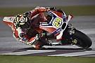 Iannone mantém Ducati no topo em terceiro treino livre