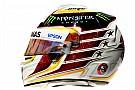 Die Helmdesigns der Formel-1-Fahrer 2016