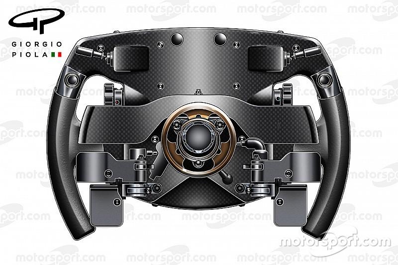 技术:2016年发车单手离合让人想起以前的F1