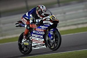 Moto3卡塔尔站: 安东内里凭借0.007秒夺冠