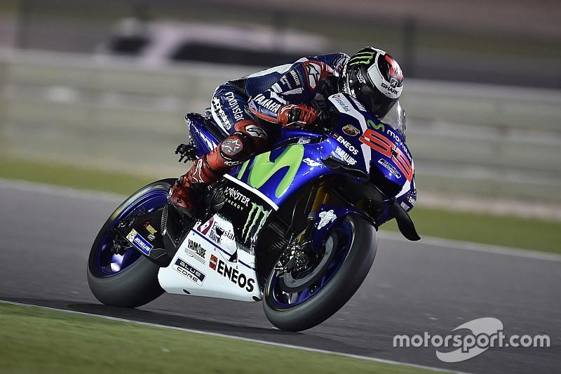 Lorenzo confirma favoritismo e vence na abertura da MotoGP