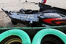 McLaren: il telaio del crash di Alonso pare sia riparabile!