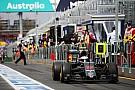 McLaren y Red Bull no aceptaron un sistema de eliminación modificado