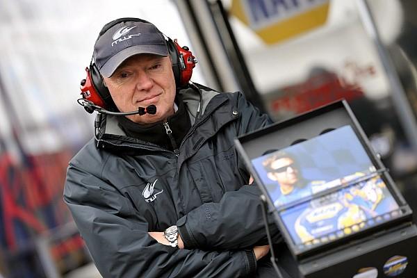 NASCAR Cup Noticias de última hora Steve Hallam regresa a Toyota Racing con función administrativa