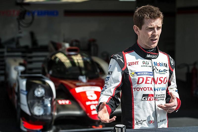 Davidson benaderd voor Formule E-stoeltje bij Jaguar