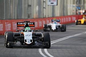 F1 Vista previa Hülkenberg: