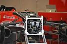 Технический брифинг: передняя подвеска Ferrari