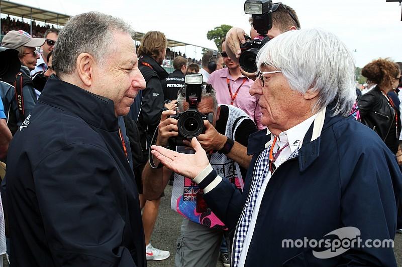 Teams praten zondag met Ecclestone en Todt over kwalificatie