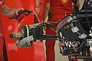 Технический брифинг: задняя подвеска Ferrari SF16-H