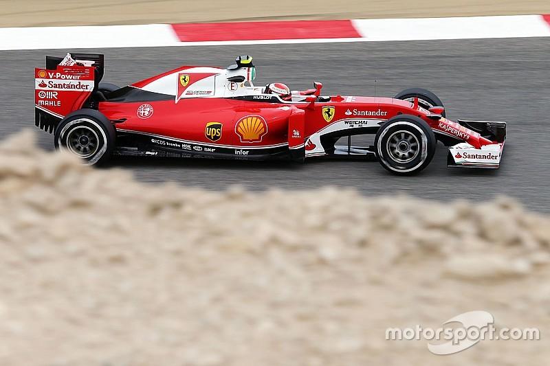 Ferrari: a Raikkonen sostituiti anche centralina e motori elettrici