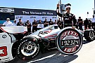 Helio Castroneves con pole position y récord en Phoenix
