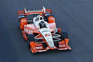 IndyCar Résumé de course Simon Pagenaud pleinement satisfait par sa deuxième place