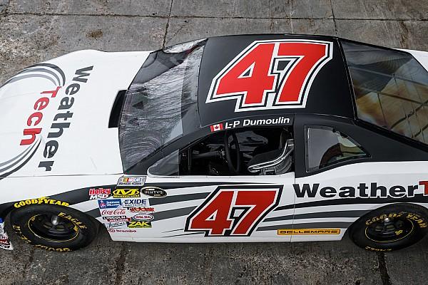 Les Dumoulin et Bill Burns associés en série NASCAR Pinty's