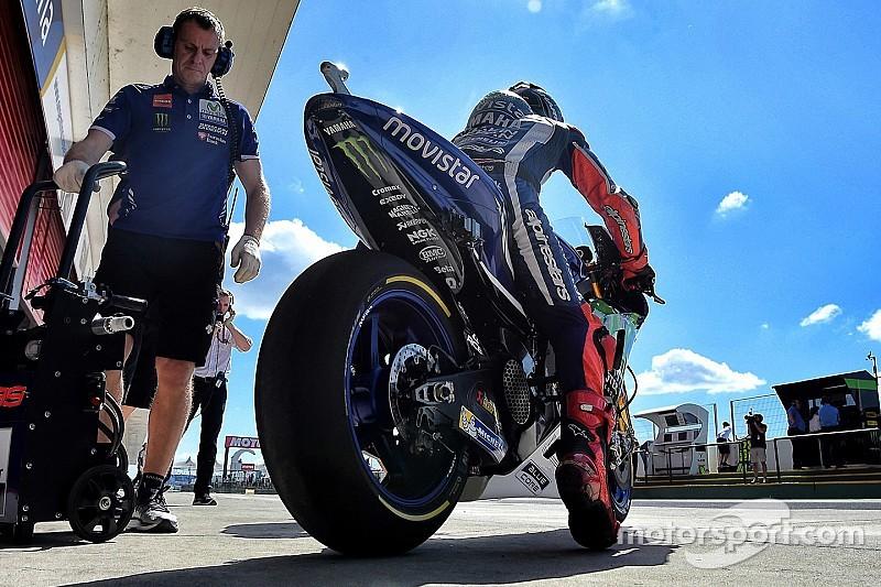 Lorenzo bezorgd over Michelin-banden voor Austin