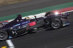 Formula E Entrevista Vergne está ansioso por llegar a la carrera en París