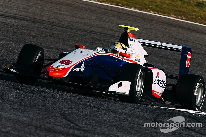 Янош задал темп на тестах в Валенсии, Терещенко – четвертый