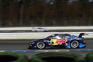 DTM Testbericht DTM-Test Hockenheim: Audi-Bestzeit durch Mattias Ekström am dritten Tag