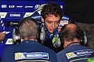 Росси призвал Ducati разобраться с износом резины