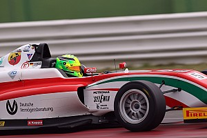 Formula 4 Breaking news Mick Schumacher wins on Italian F4 debut